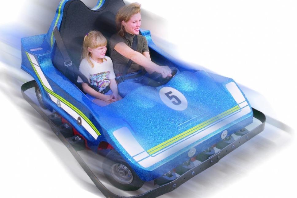 Figure 8 Go-Kart Track