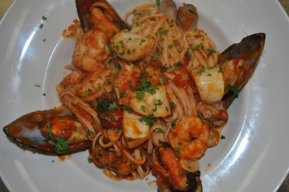 Food from Maurizio's