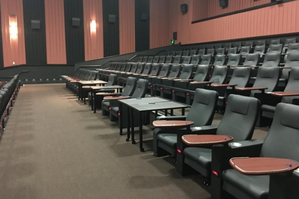 Upgraded Theaters