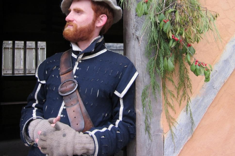 A Colonial Christmas at Jamestown Settlement