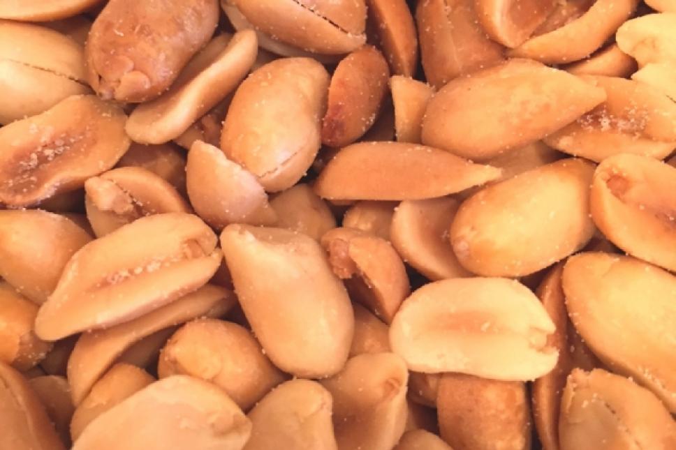 Handcooked Virginia Peanuts