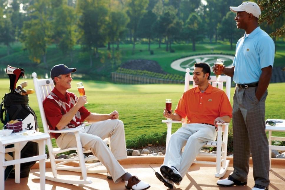 Williamsburg Golf Trip