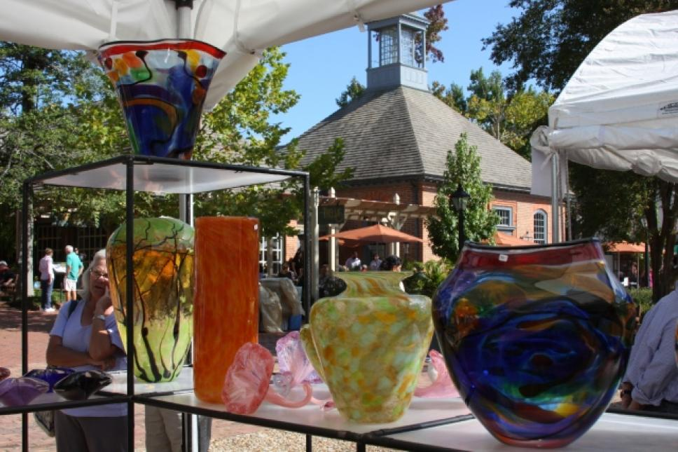 Enjoy a weekend of amazing art, great food, beer and wine at An Occasion for the Art!
