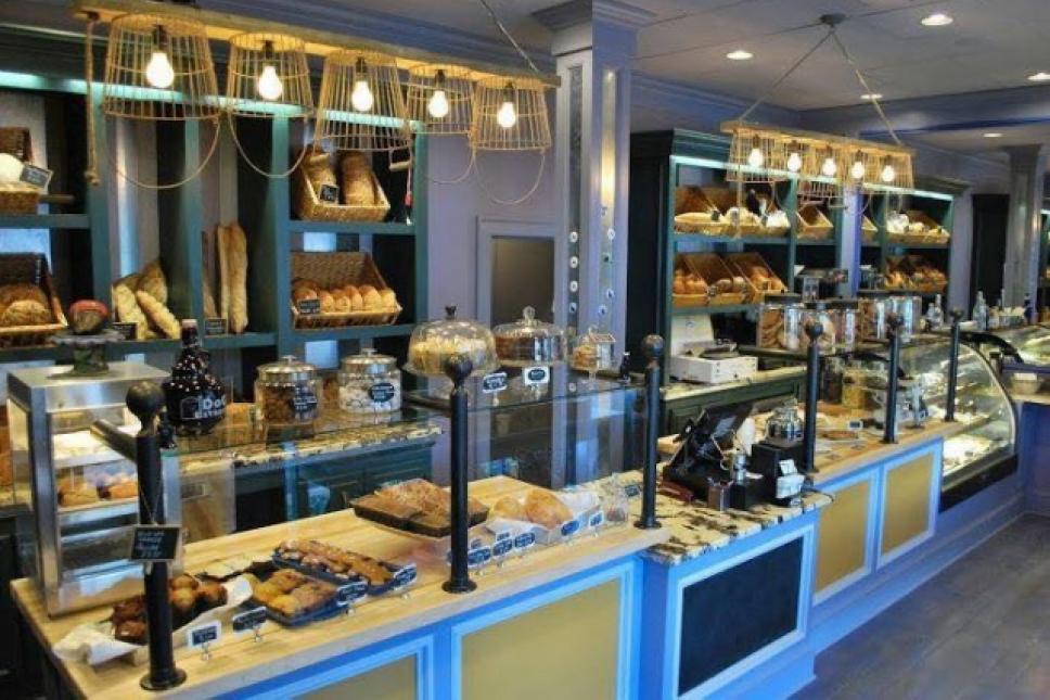 David Everertt's Blackbird Bakery