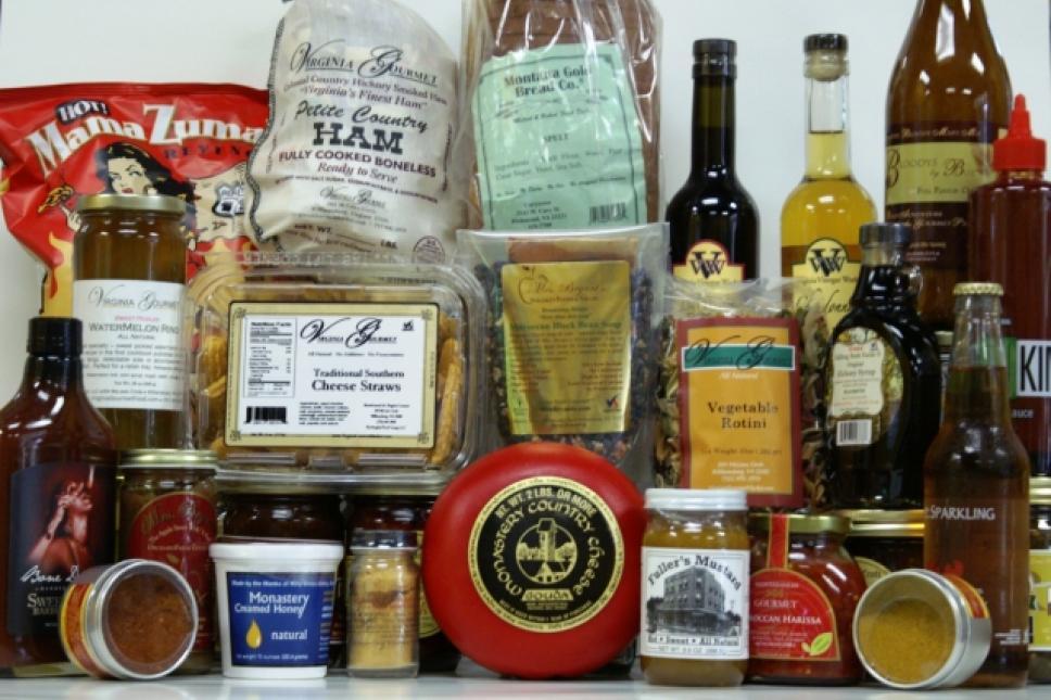 Enjoy Virginia's Finest Specialty Foods