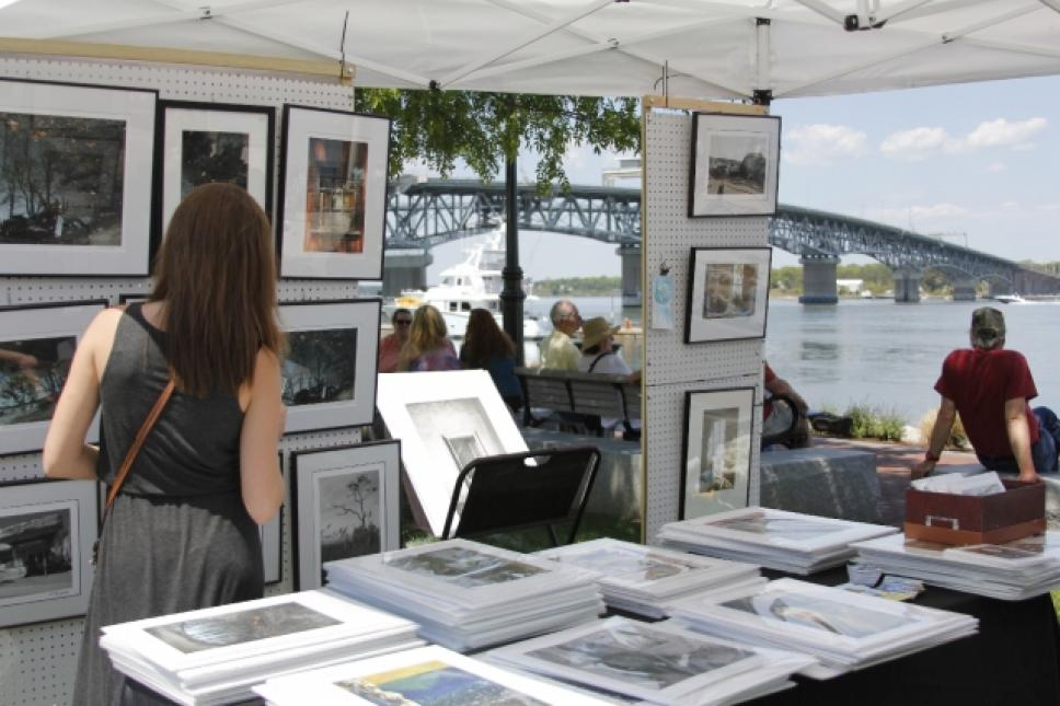 Art at the River Juried Art Show