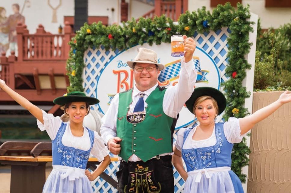 Bier Fest at Busch Gardens Williamsburg