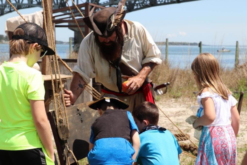 Pirate Invasion Weekend