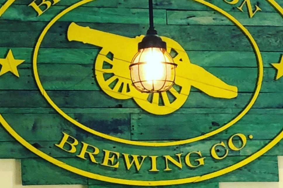 Brass Cannon Brewing Co