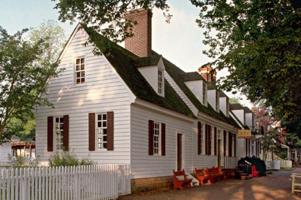 Shields Tavern, Colonial Williamsburg