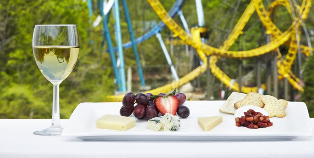 Food & Wine Festival at Busch Gardens
