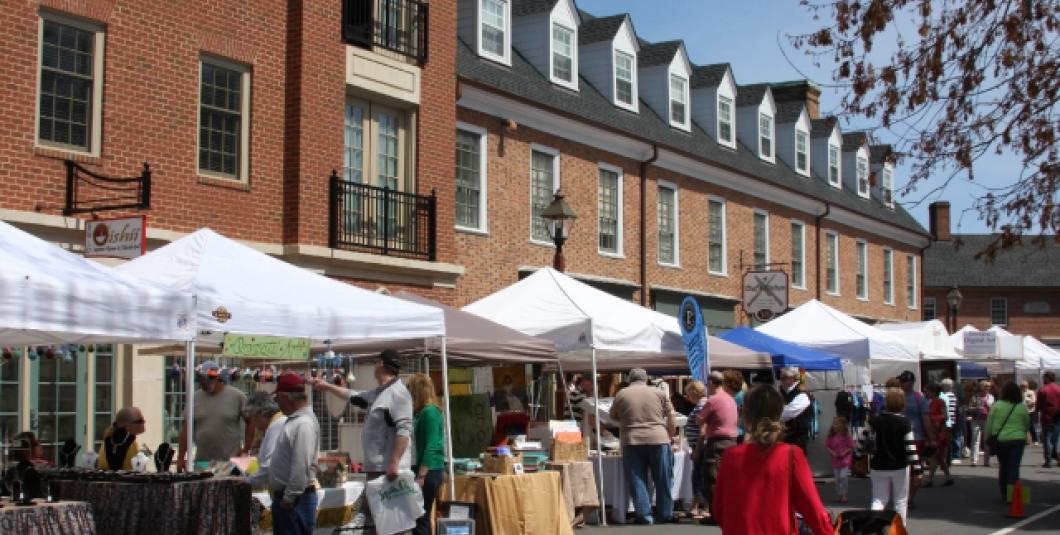 2nd Sundays Art Festival in Williamsburg, VA