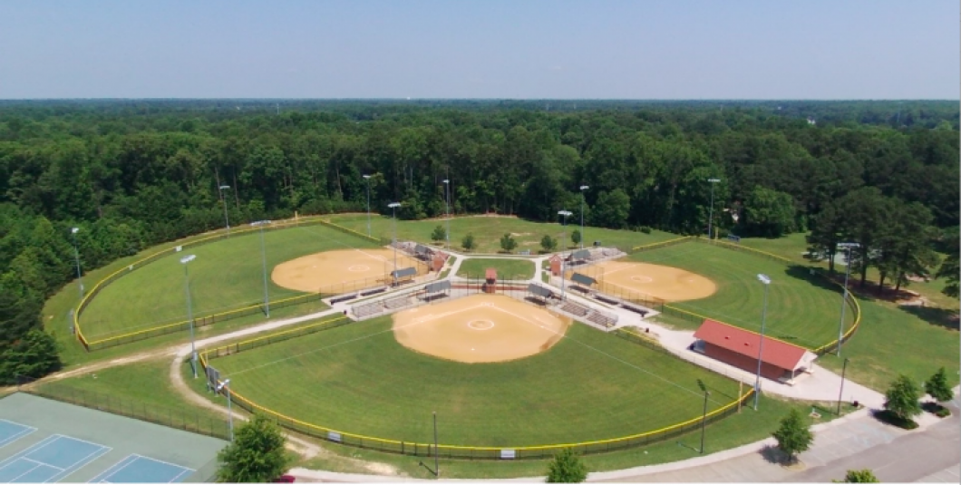 Kiwanis Park Softball Fields