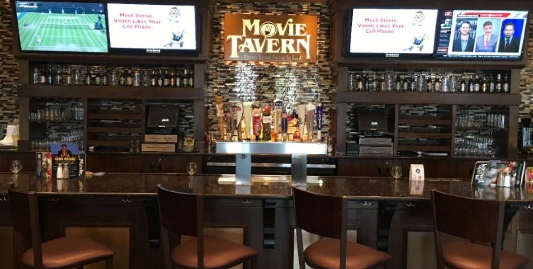 The Movie Tavern Experiance