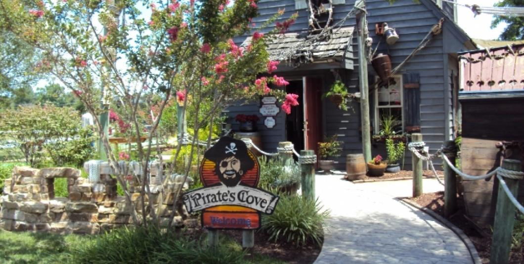 Welcome to Pirate's Cove!