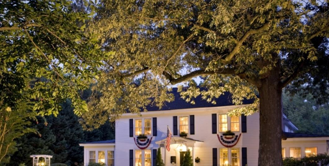 Welcome to A Williamsburg White House Inn