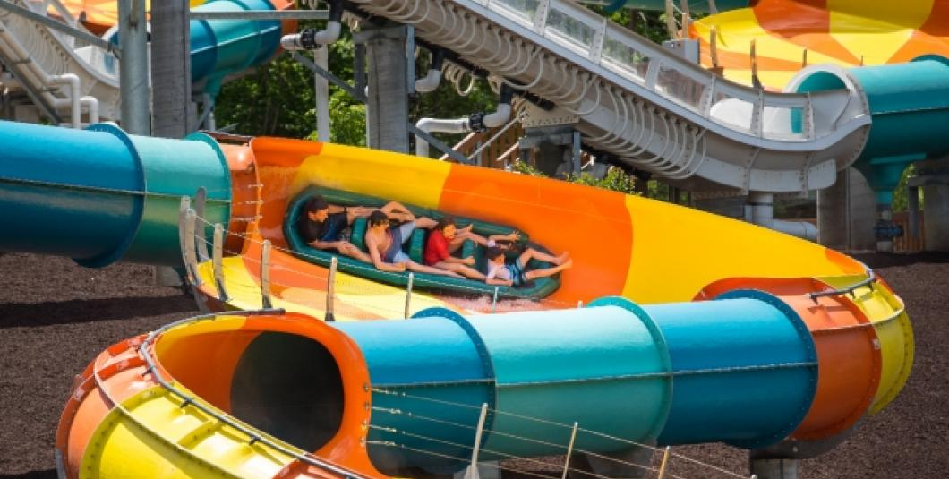 New!  Cutback Water Coaster