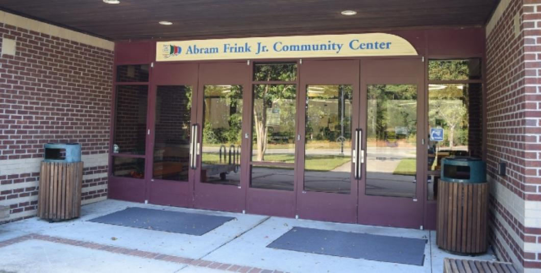 Abram Frink Jr. Community Center