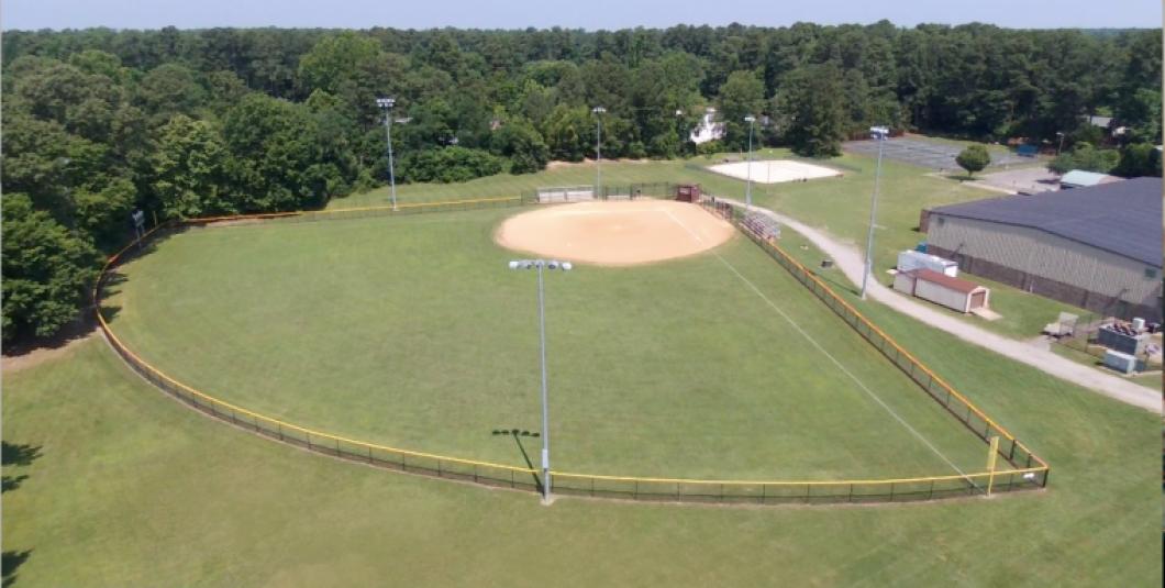 Quarterpath Park Softball Field