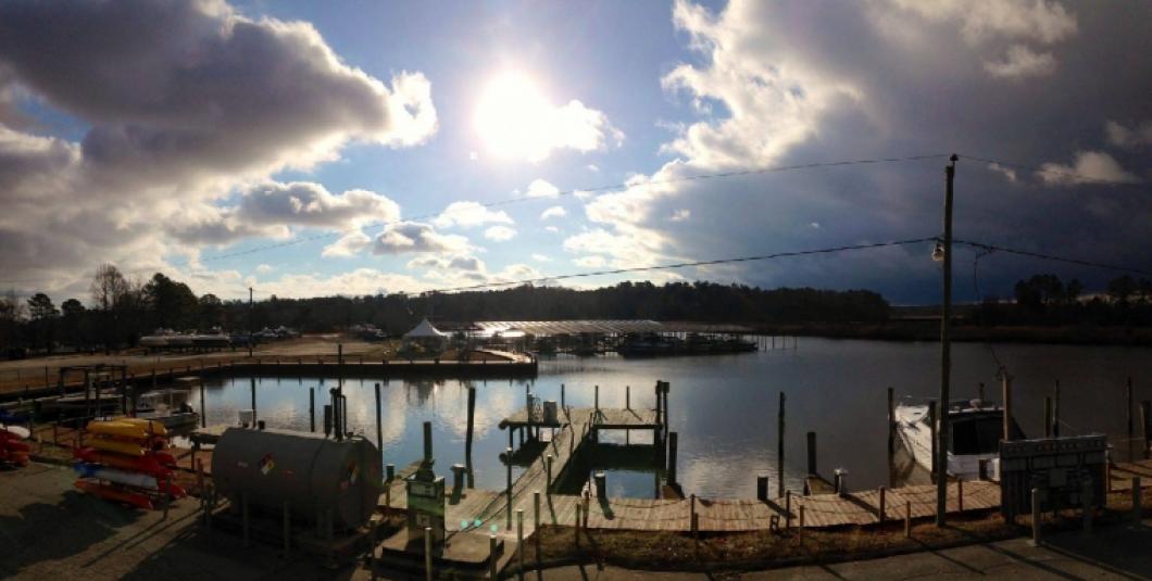 James City County Marina