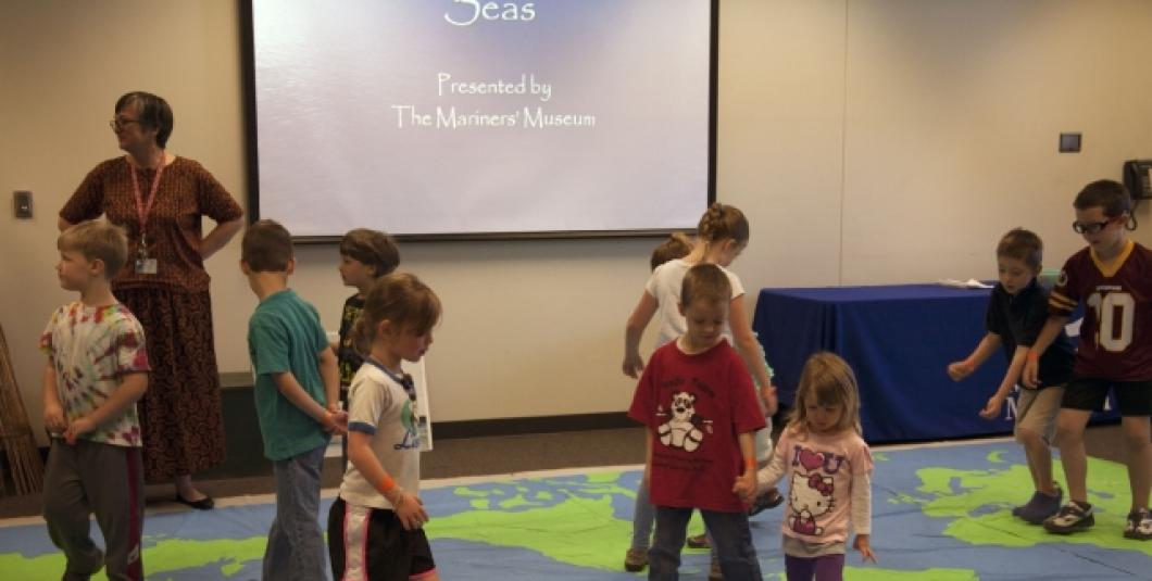 Hokule'a Homeschool Day at The Mariners' Museum and Park in Newport News, VA