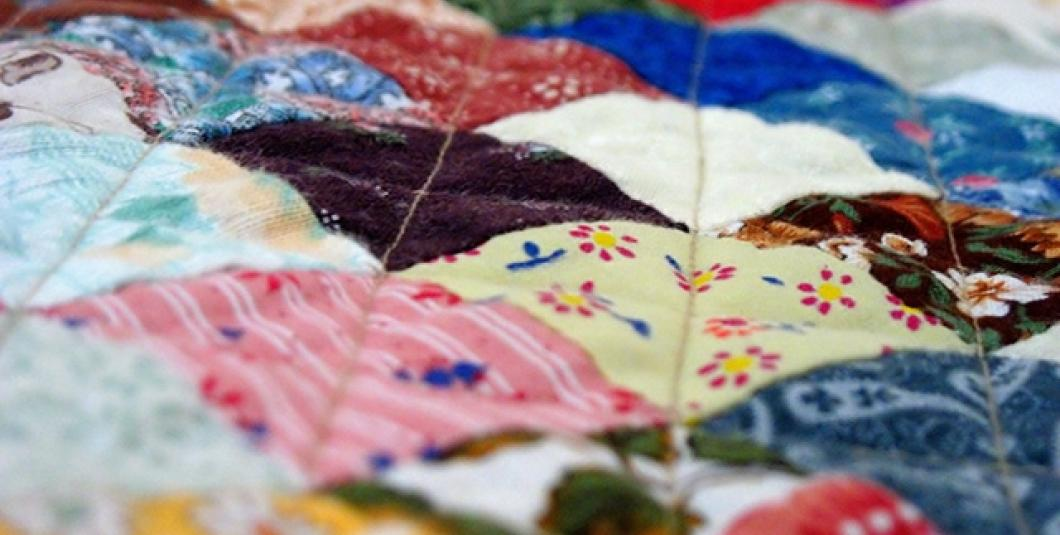 Beautiful handmade quilts