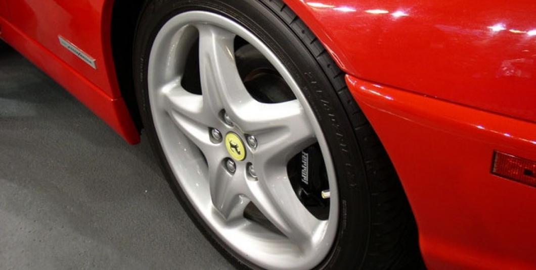 Come see Ferrari's at Riverwalk Landing