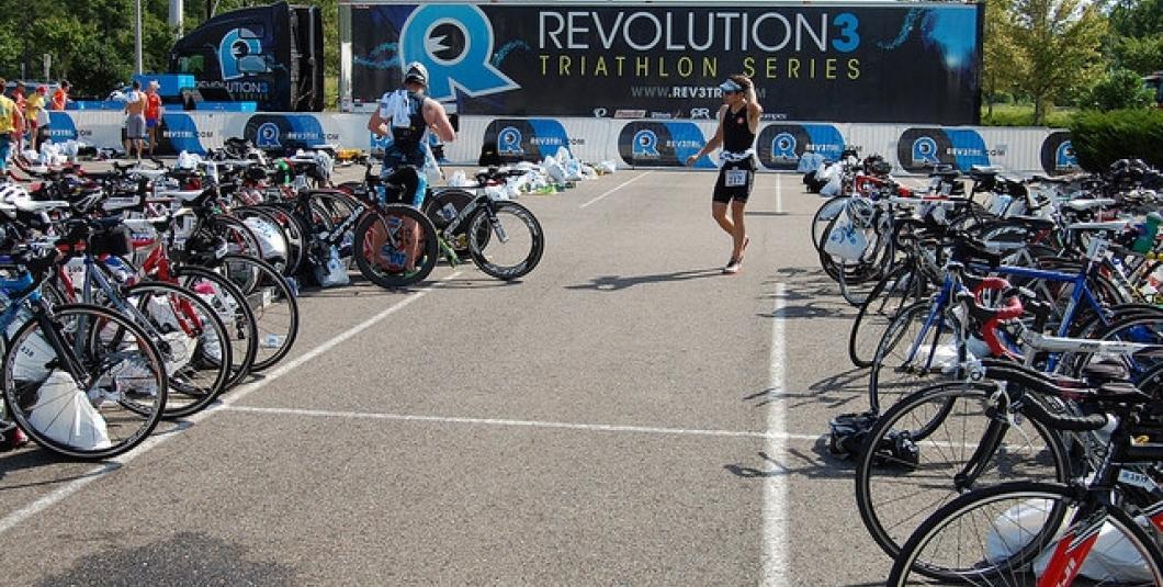 REV3 Racked Bikes