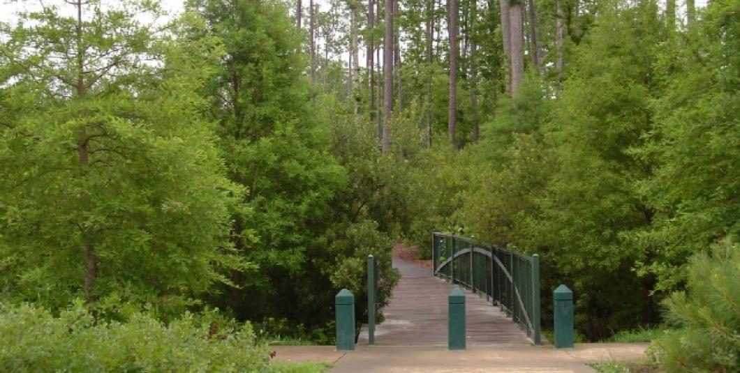 Trailhead at Freedom Park