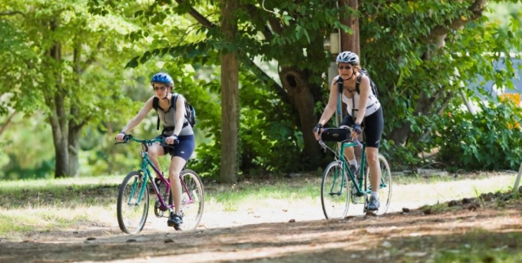 Bicycling in James City County