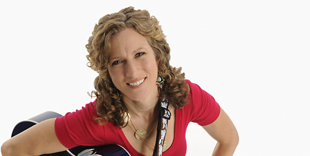 Laurie Berkner at Busch Gardens