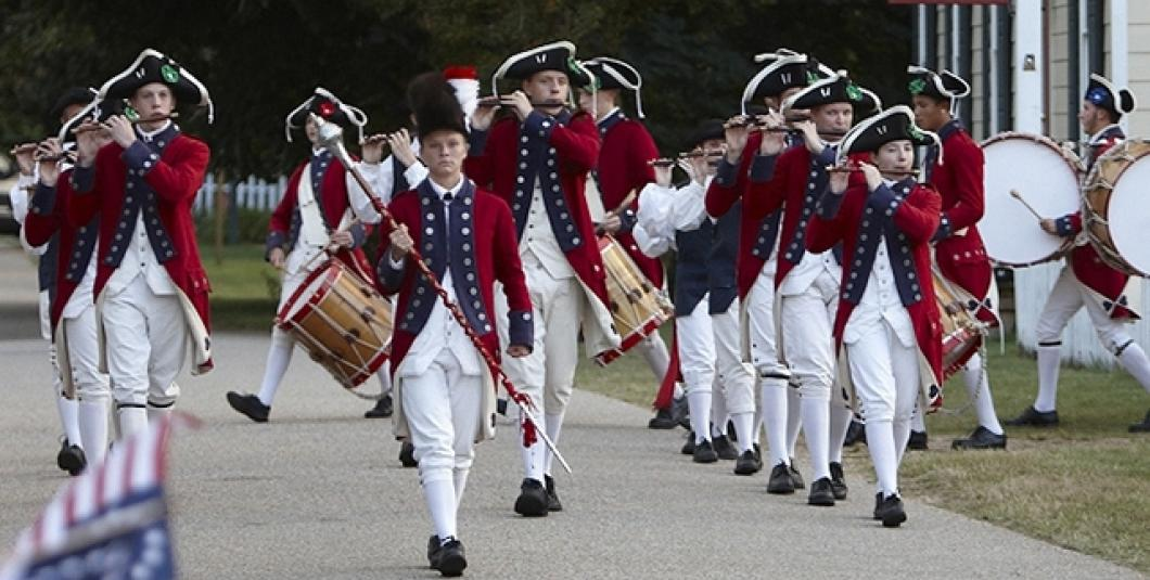 the York Towne Fifes & Drums