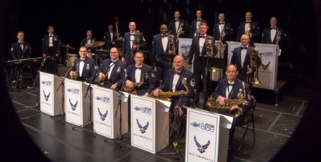 USAF Rhythm in Blue Jazz Ensemble