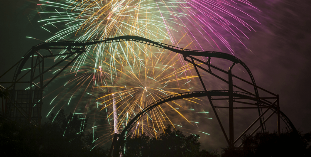 Summer Fireworks at Busch Gardens® Williamsburg