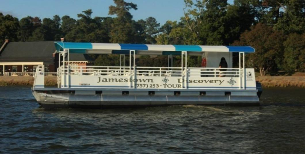 Jamestown Discovery