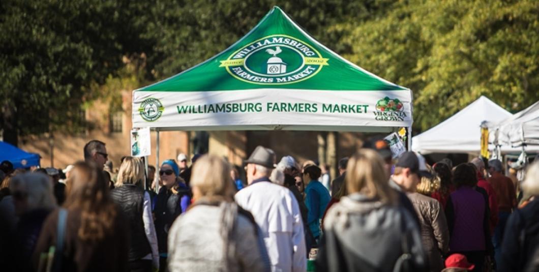 Williamsburg Farmers Market