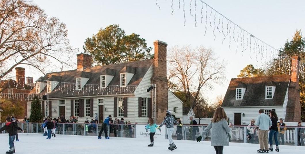 Liberty's Ice Pavilion