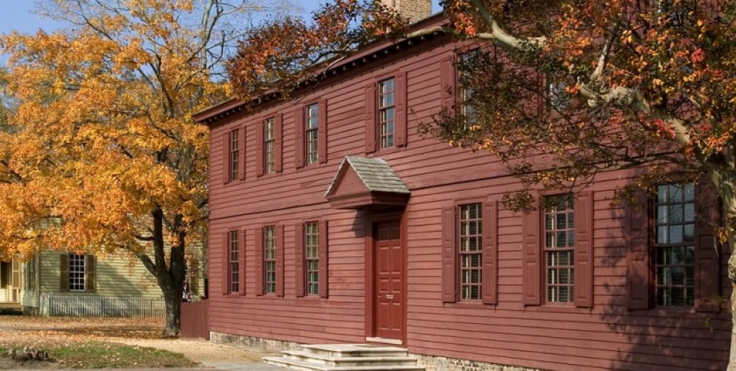 The Payton Randolph House
