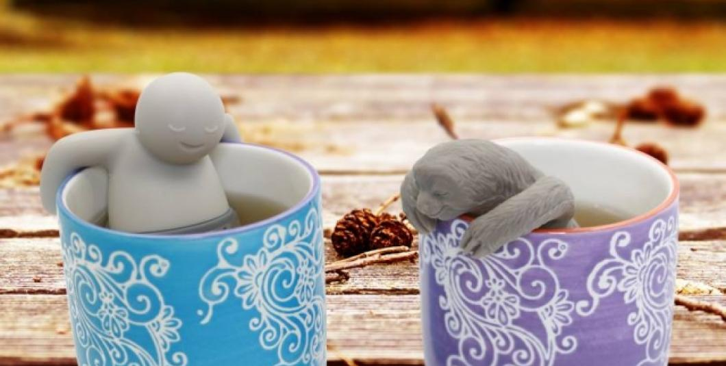 Check out our Mr. TEA and Slow Brew Sloth infusers!