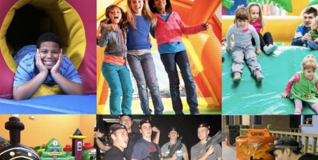 Bounce House/Laser TAG