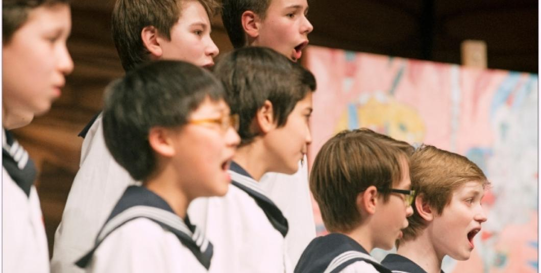 Vienna Boys Choir, December 20, St. Bede Catholic Church