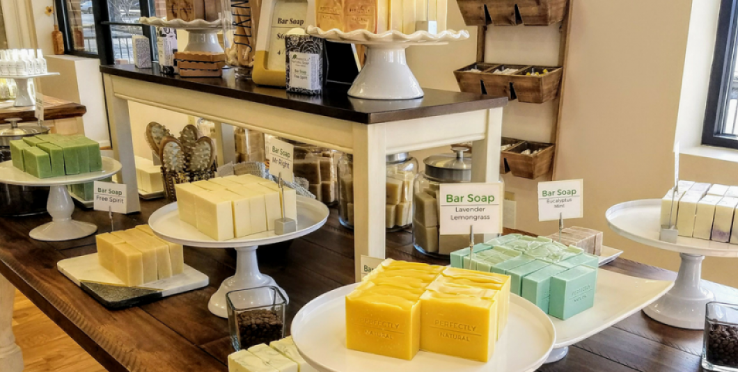 Artisan Soaps Made in Williamsburg, VA by Perfectly Natural Soap