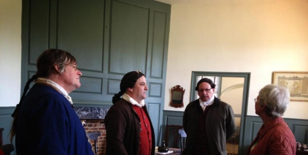 Colonial Interpreters!