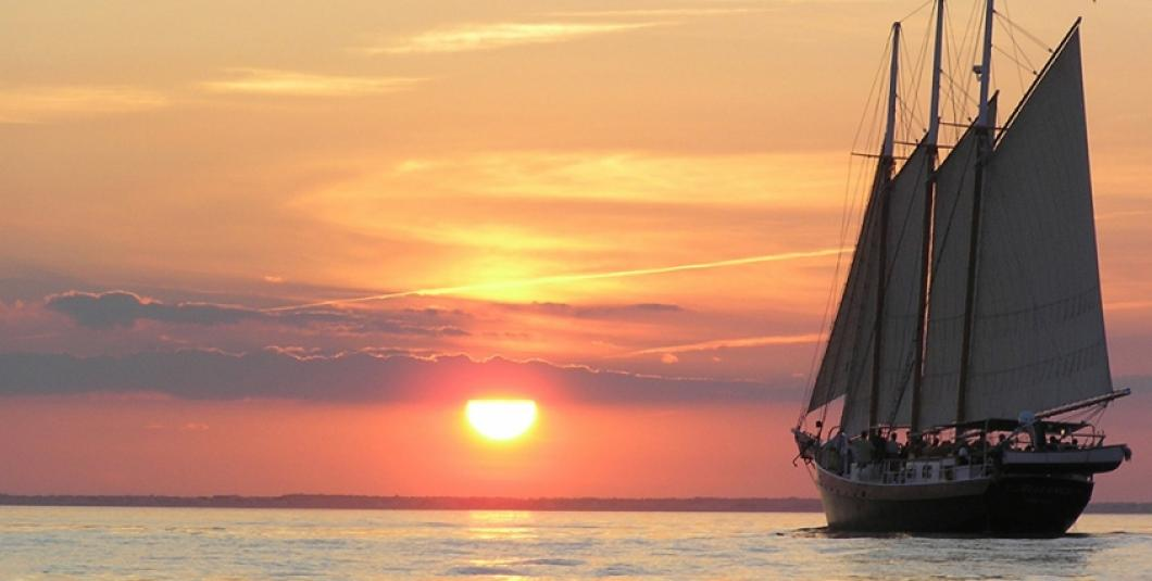Sail away on the York River