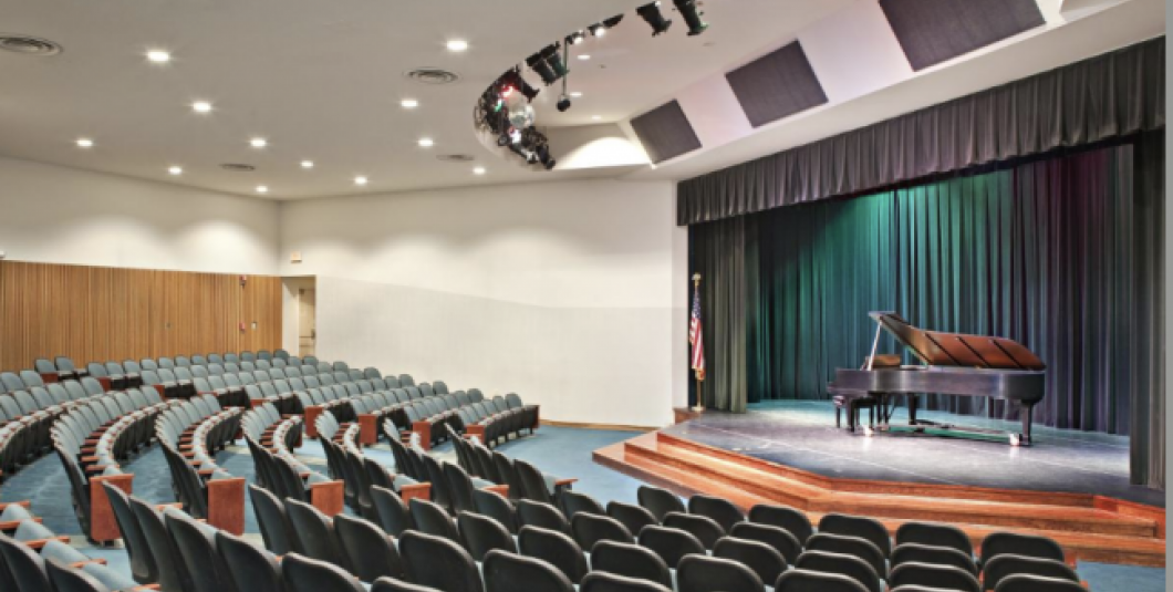 Williamsburg Regional Library Theatre