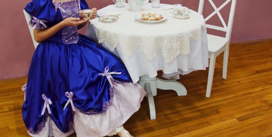 Klara of The Nutcracker Ballet, Virginia Regional Ballet