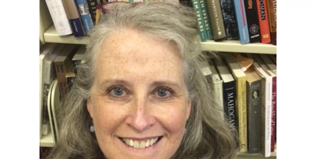 Dr. Kathleen Brown, speaker in Jamestown Settlement's Tenacious Women Lecture Series