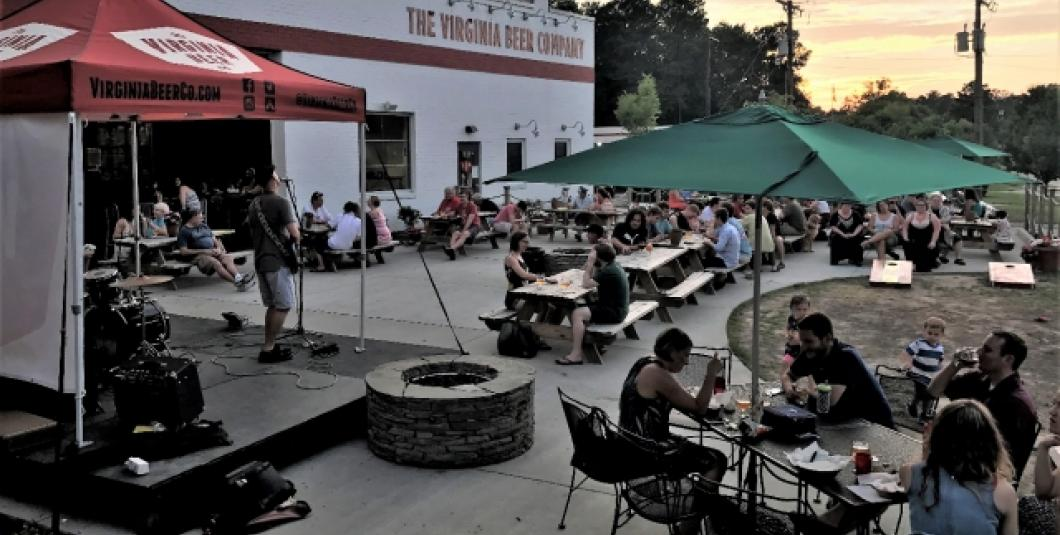 Live Music. Local Flavors.