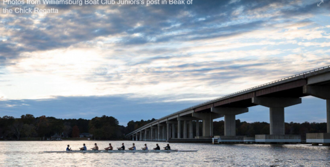 Beak of the Chick Regatta & Bridge Chase Rowing and Paddling Events