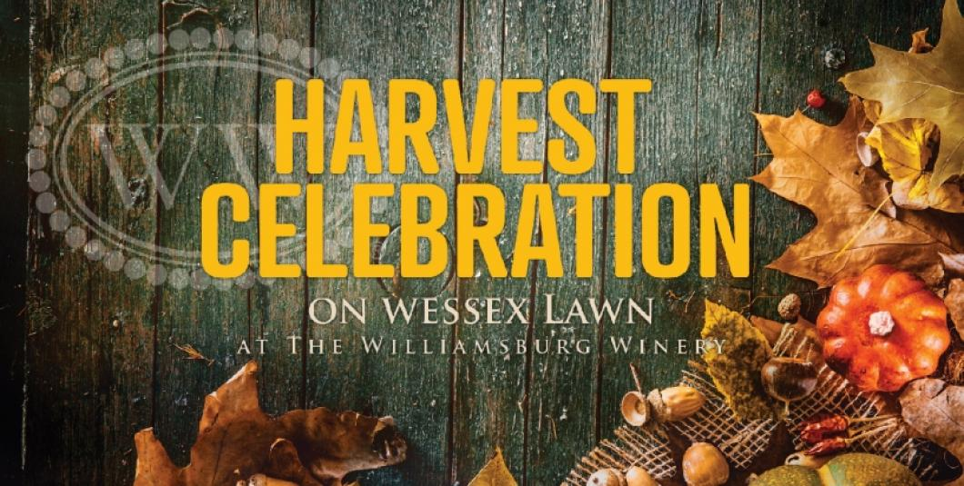 Join us for a Harvest Celebration on the Wessex Lawn on October 11th.